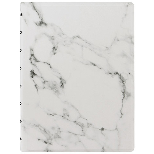 notitieboek Filofax Notebook A5 Patterns marble