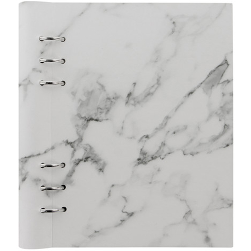 notitieboek Filofax Clipbook A5 Patterns Marble